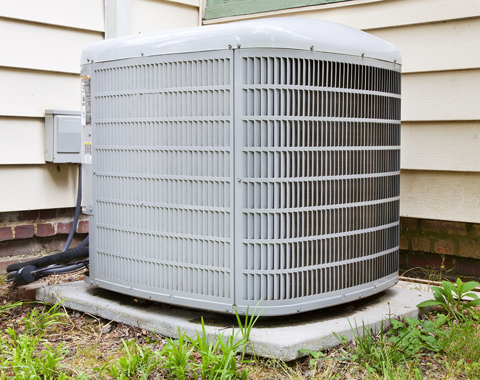 Madsen Inc Cleaning Your Air Conditioner Condenser