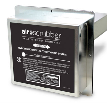 Air Scrubber Plus Unit
